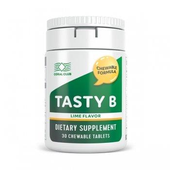 Тэйсти Би со вкусом лайма (30 жевательных таблеток)